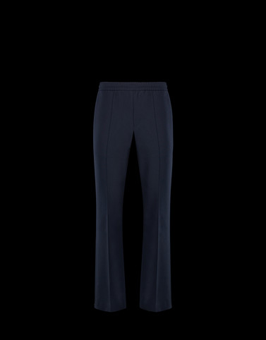 CASUAL TROUSER Blue 2 Moncler 1952 Valextra Man