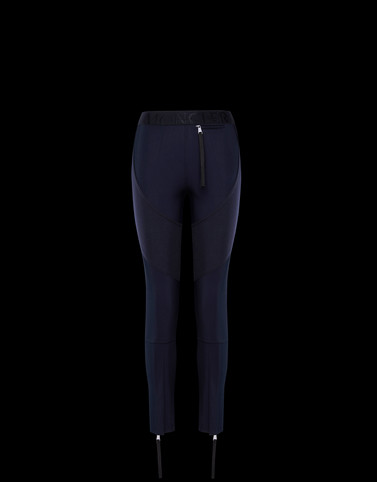 CASUAL PANTS Black 2 Moncler 1952 Valextra