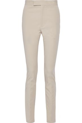 HELMUT LANG Stretch-cotton skinny pants