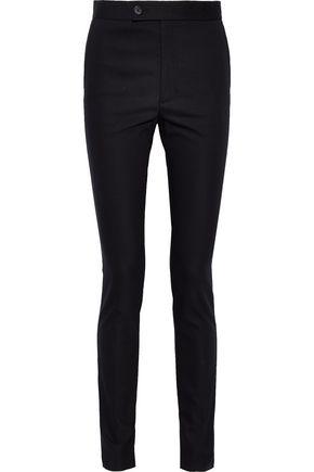 HELMUT LANG Stretch-cady skinny pants
