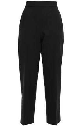 THEORY Stretch-wool straight-leg pants