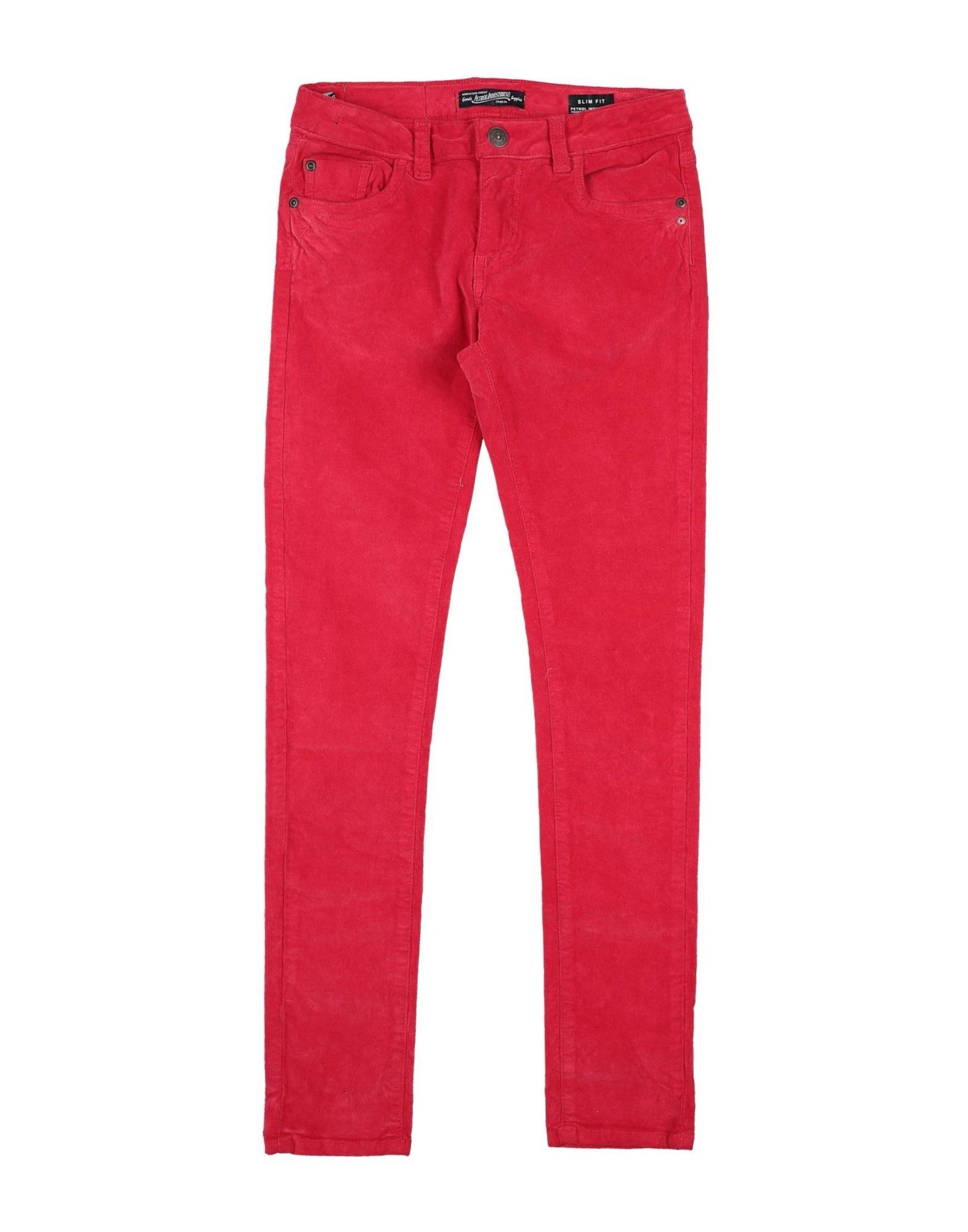 Petrol Industries Co. Kids' Casual Pants In Red