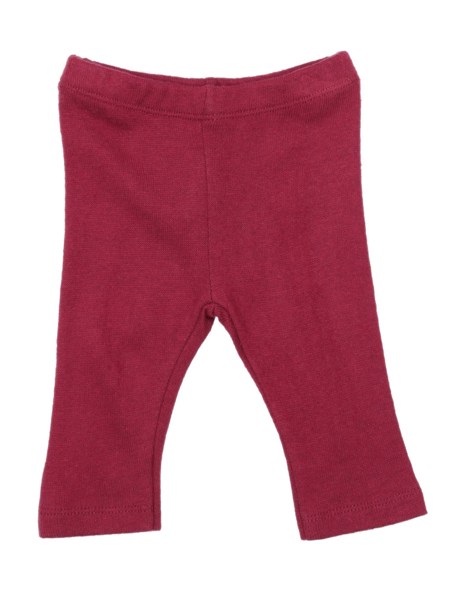 Leo E Lilly Bon Ton Kids' Casual Pants In Red