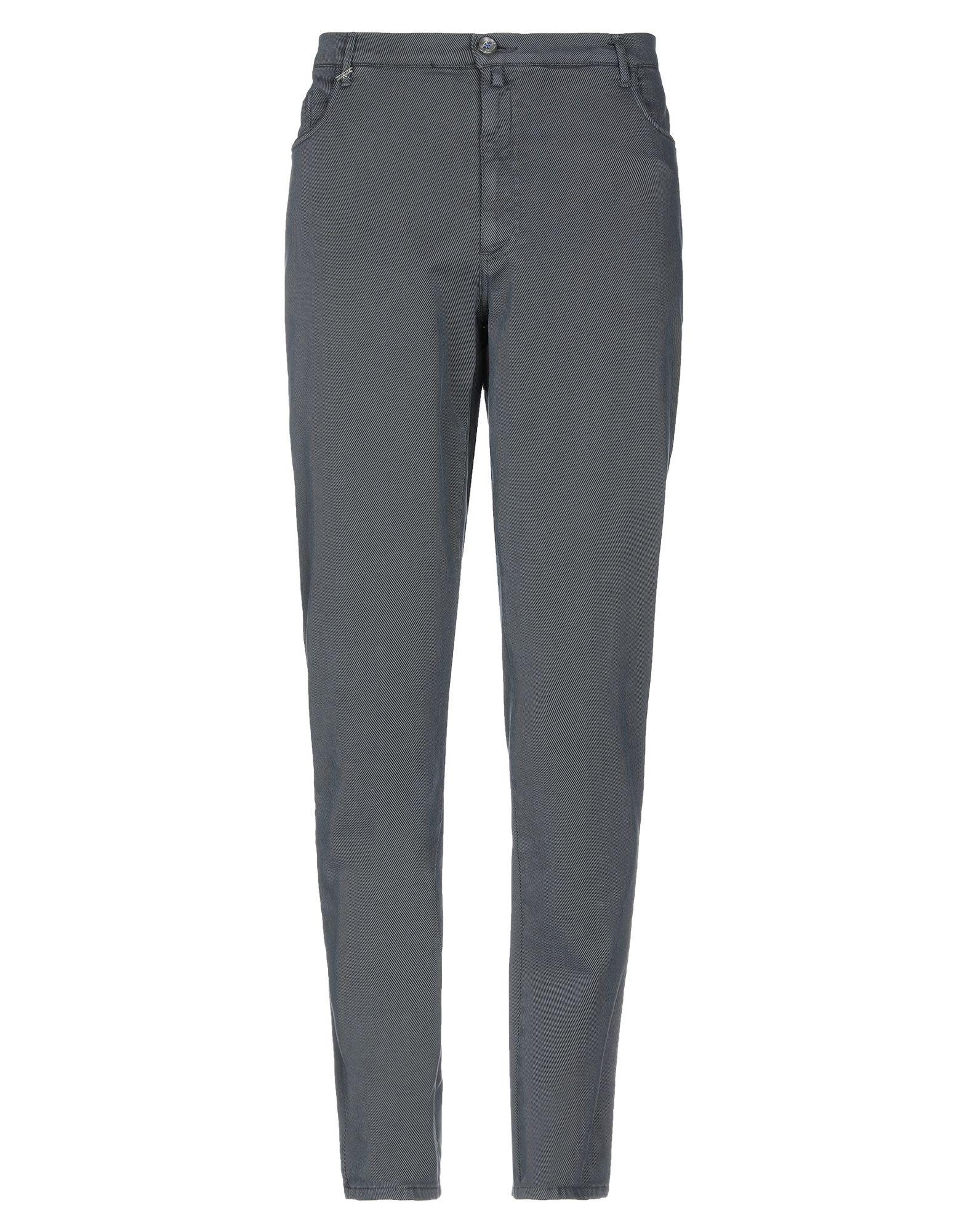 《期間限定 セール開催中》QUOTA OTTO メンズ パンツ 鉛色 56 コットン 97% / ポリウレタン 3%