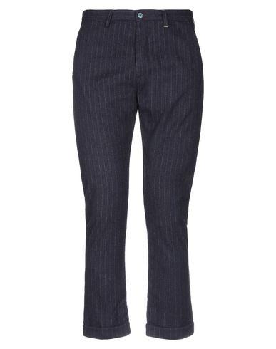 Купить Повседневные брюки от BICOLORE® темно-синего цвета