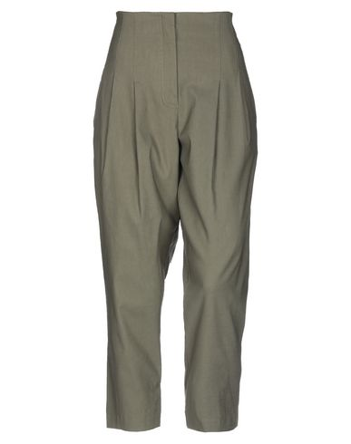 Фото - Повседневные брюки от A.L.C. цвет зеленый-милитари