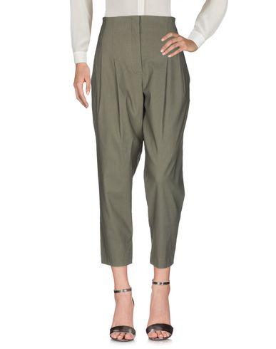 Фото 2 - Повседневные брюки от A.L.C. цвет зеленый-милитари