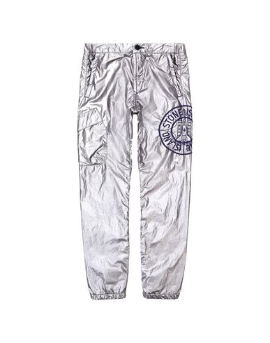 STONE ISLAND JUNIOR Trousers Man 30636 LAMY f