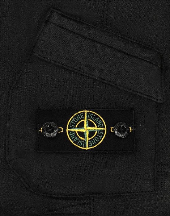 13383246oo - PANTS - 5 POCKETS STONE ISLAND JUNIOR