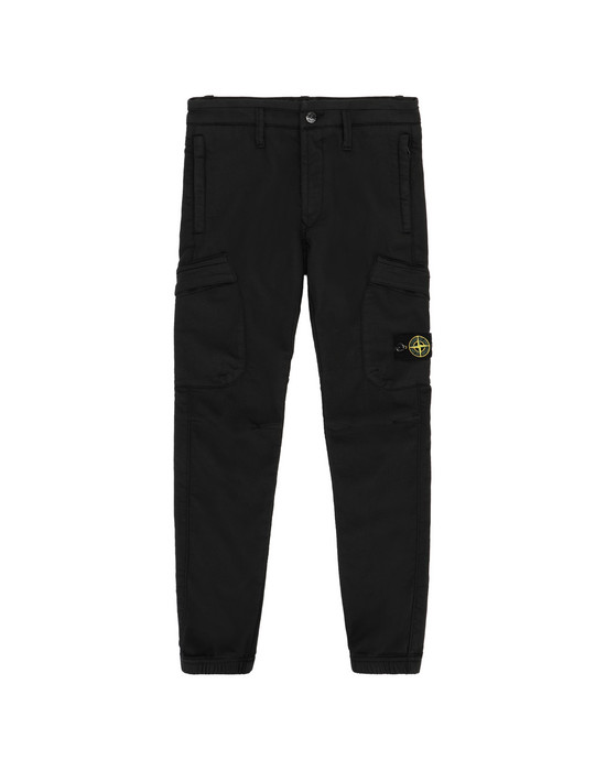 Trousers 30214  STONE ISLAND JUNIOR - 0