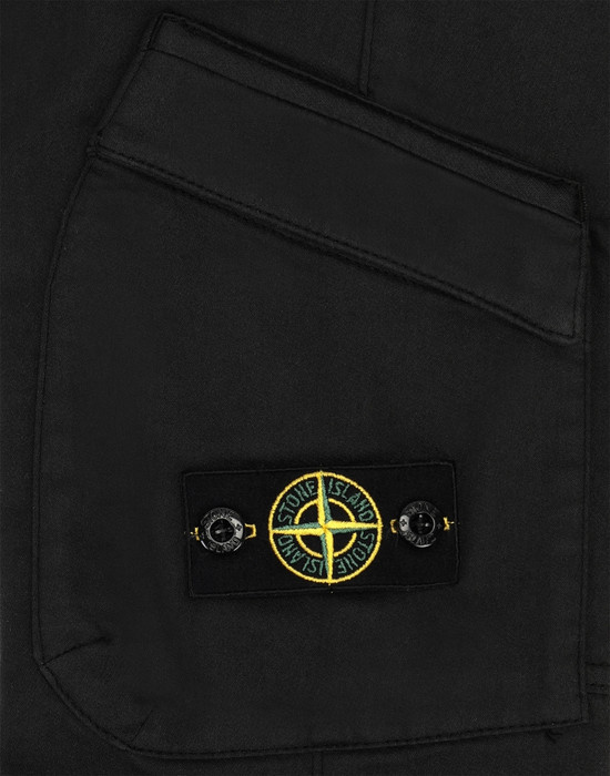 13383249va - TROUSERS - 5 POCKETS STONE ISLAND JUNIOR