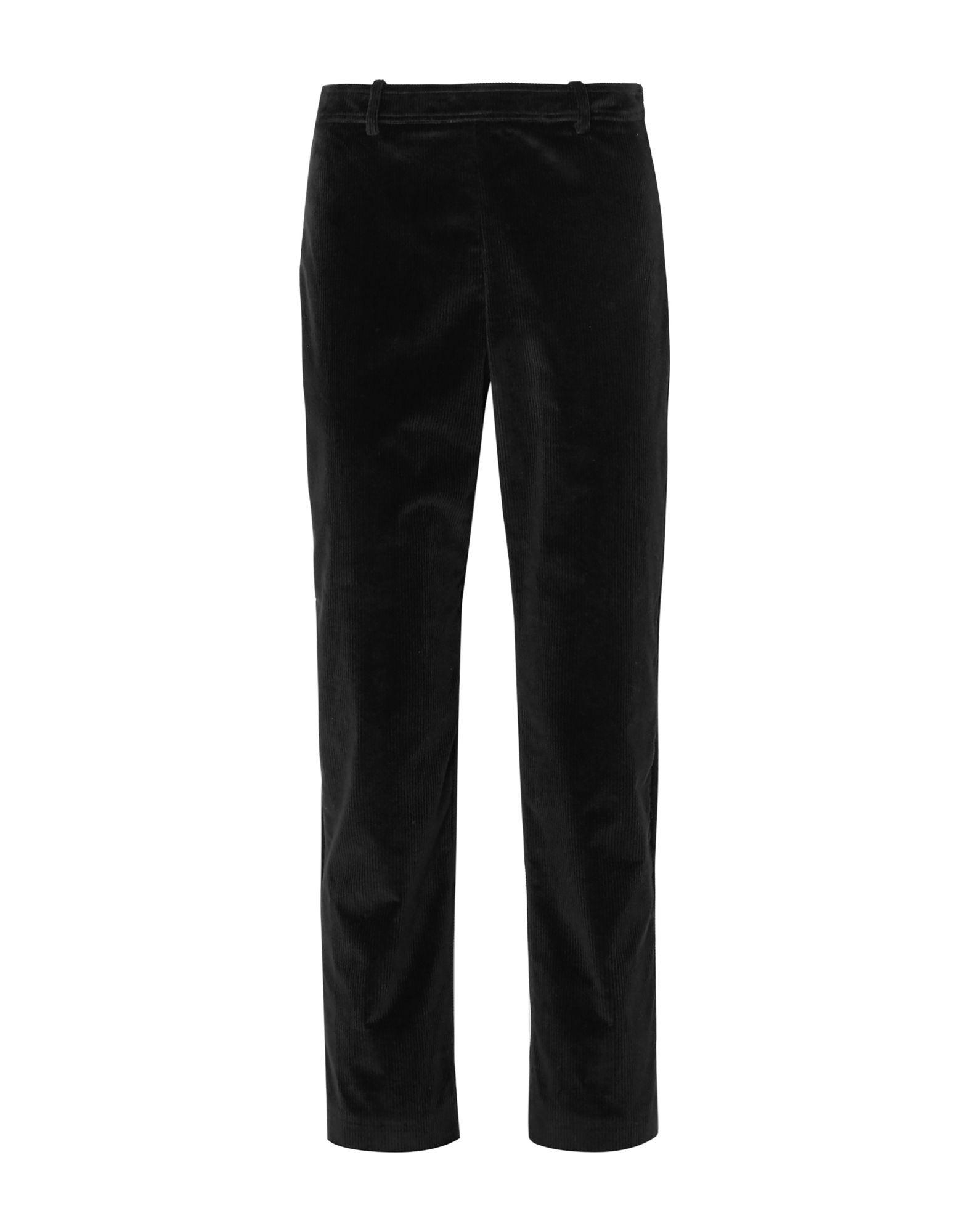 《セール開催中》ROLAND MOURET レディース パンツ ブラック 8 紡績繊維