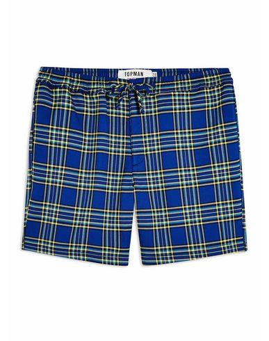 Купить Повседневные шорты синего цвета