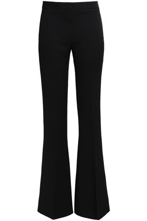 GIAMBATTISTA VALLI Crepe flared pants