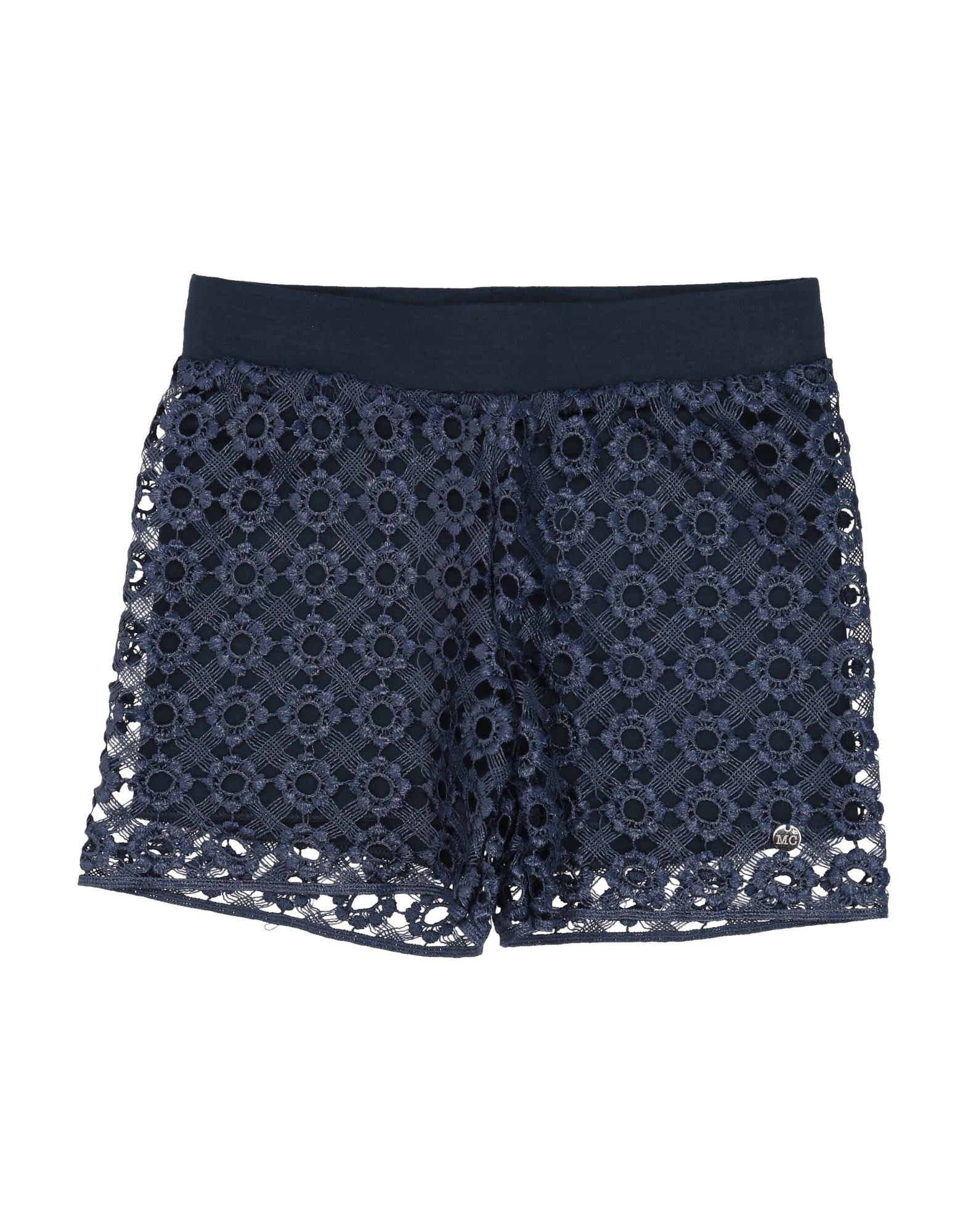 Microbe By Miss Grant Kids' Shorts In Blue
