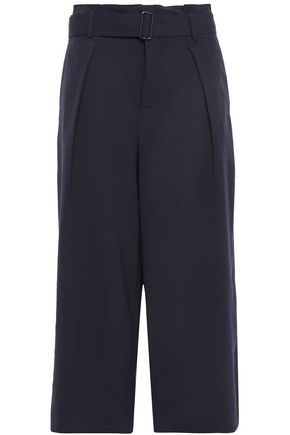 VINCE. Twill culottes