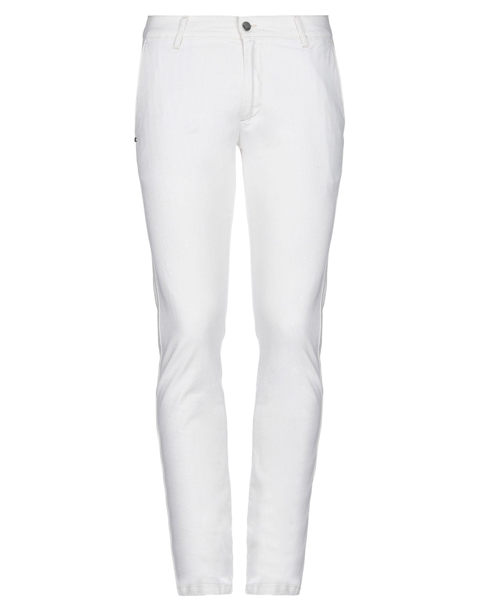 GREY DANIELE ALESSANDRINI Джинсовые брюки цена 2017