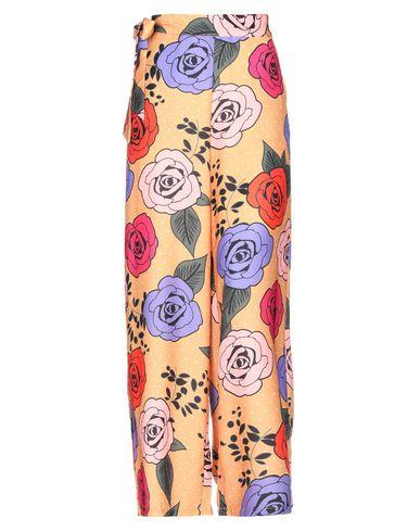 Фото - Повседневные брюки от SHANA цвет охра