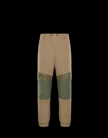 CASUAL TROUSER Dark green For Men