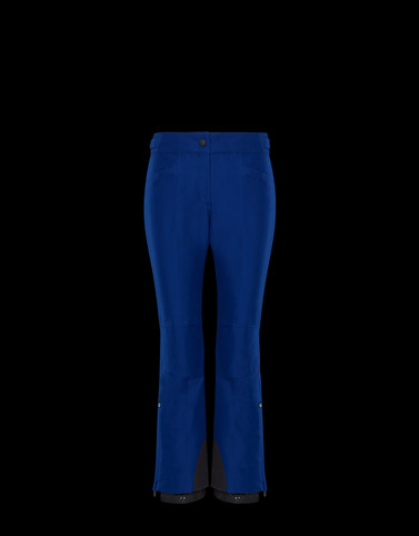 CASUAL TROUSER Azure Grenoble Skirts and Trousers