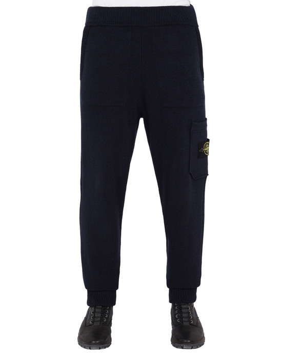 KNIT TROUSERS 558A7 STONE ISLAND - 0