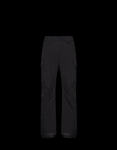 SKI TROUSERS Black Category Ski trousers Man