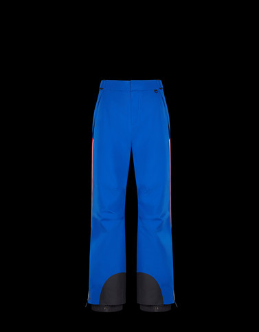 CASUAL TROUSER Blue Grenoble Trousers