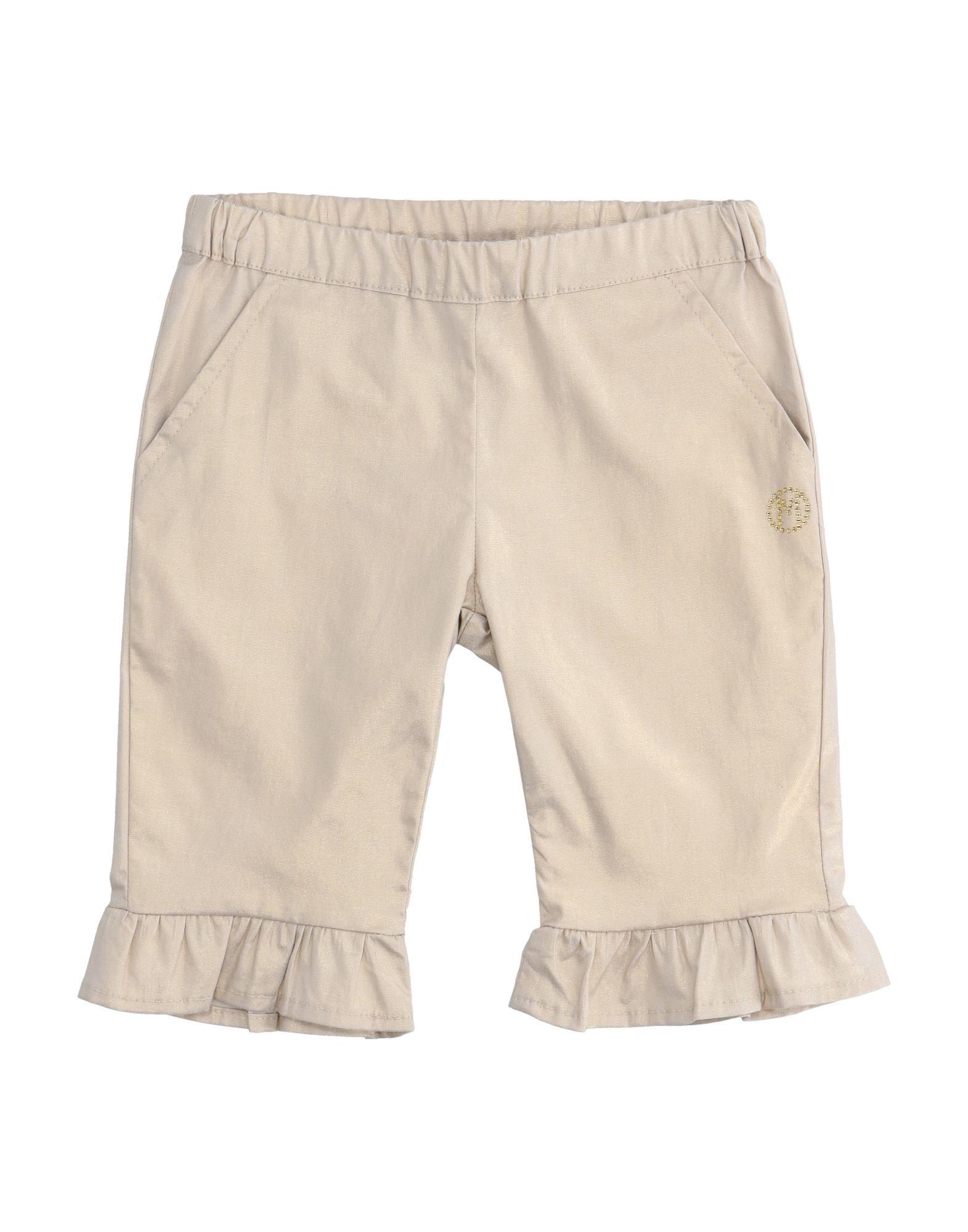 Meilisa Bai Kids' Casual Pants In Gold