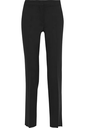 MAX MARA Gaeta stretch-wool cady slim-leg pants