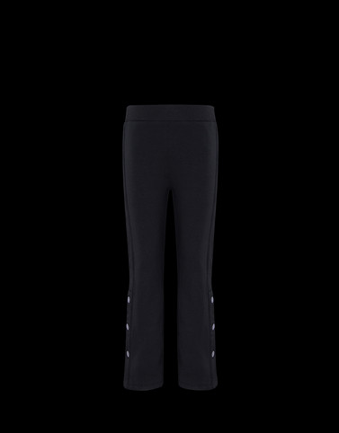 CASUAL TROUSER Black Junior 8-10 Years - Girl