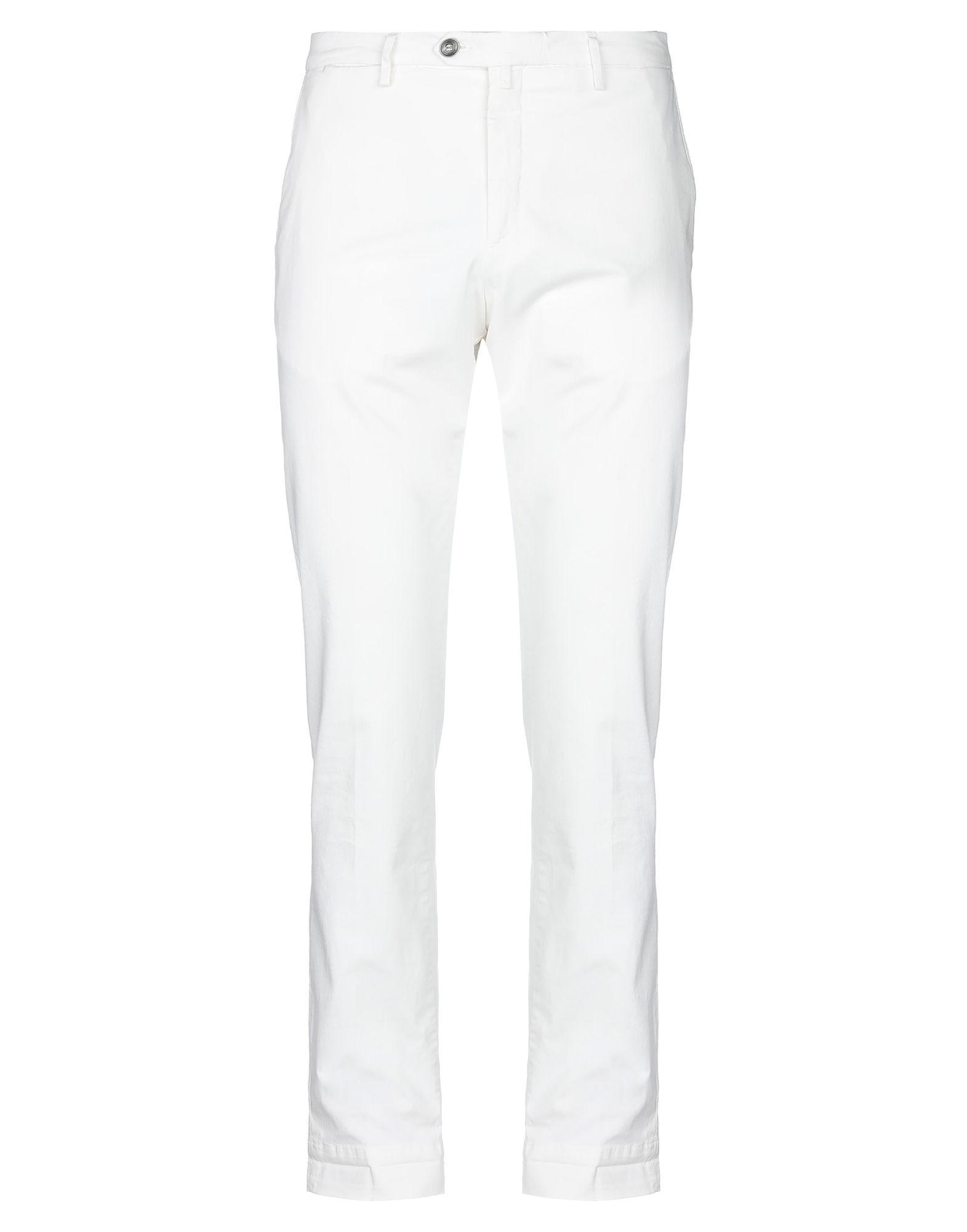 B SETTECENTO Повседневные брюки стоимость