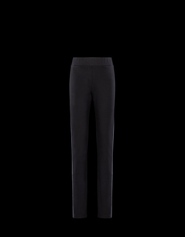 LEGGINGS Black Junior 8-10 Years - Girl Woman
