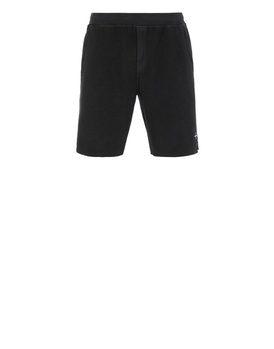 FLEECE BERMUDA SHORTS 61440 STONE ISLAND - 0