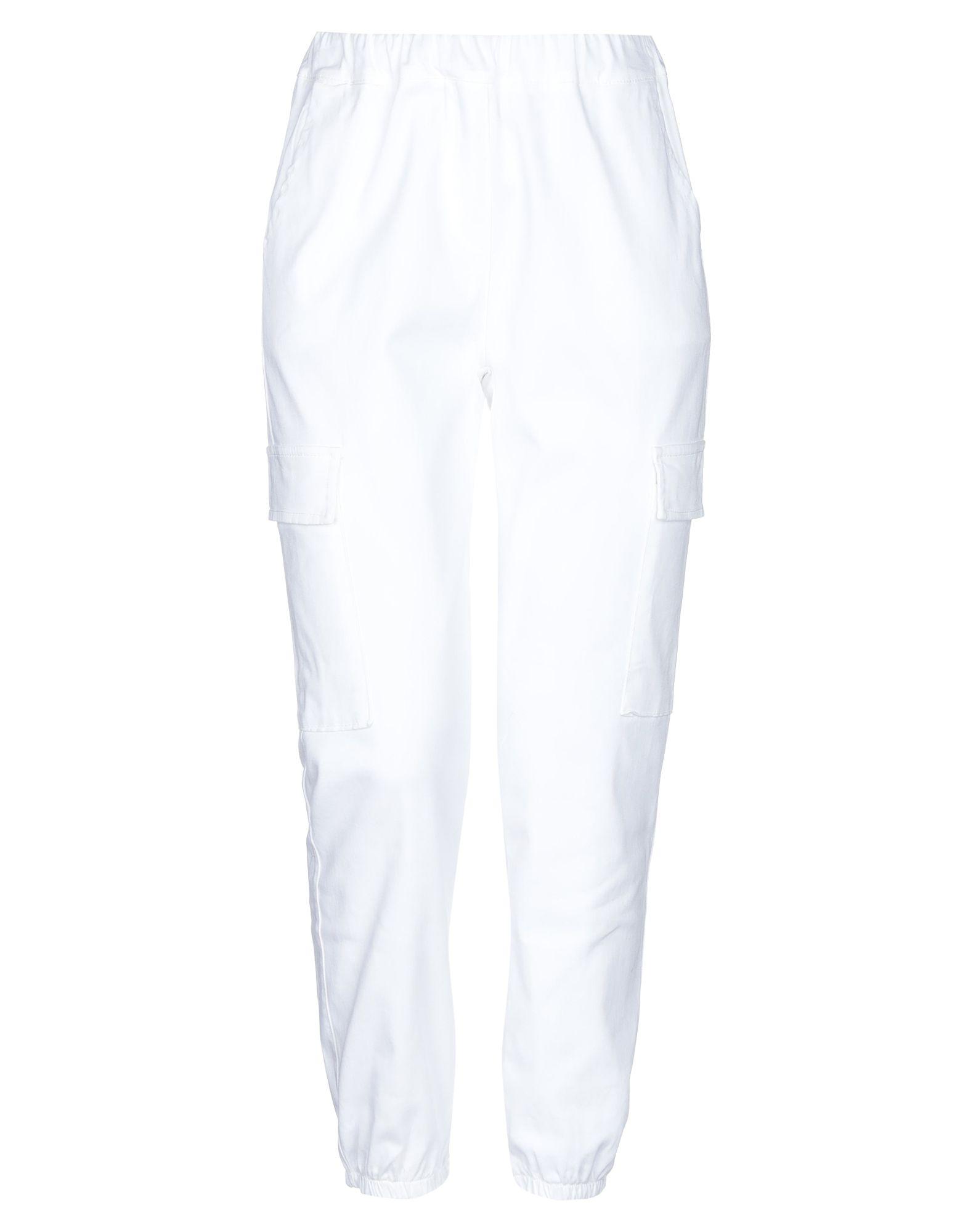 цена OUVERT DIMANCHE Повседневные брюки онлайн в 2017 году