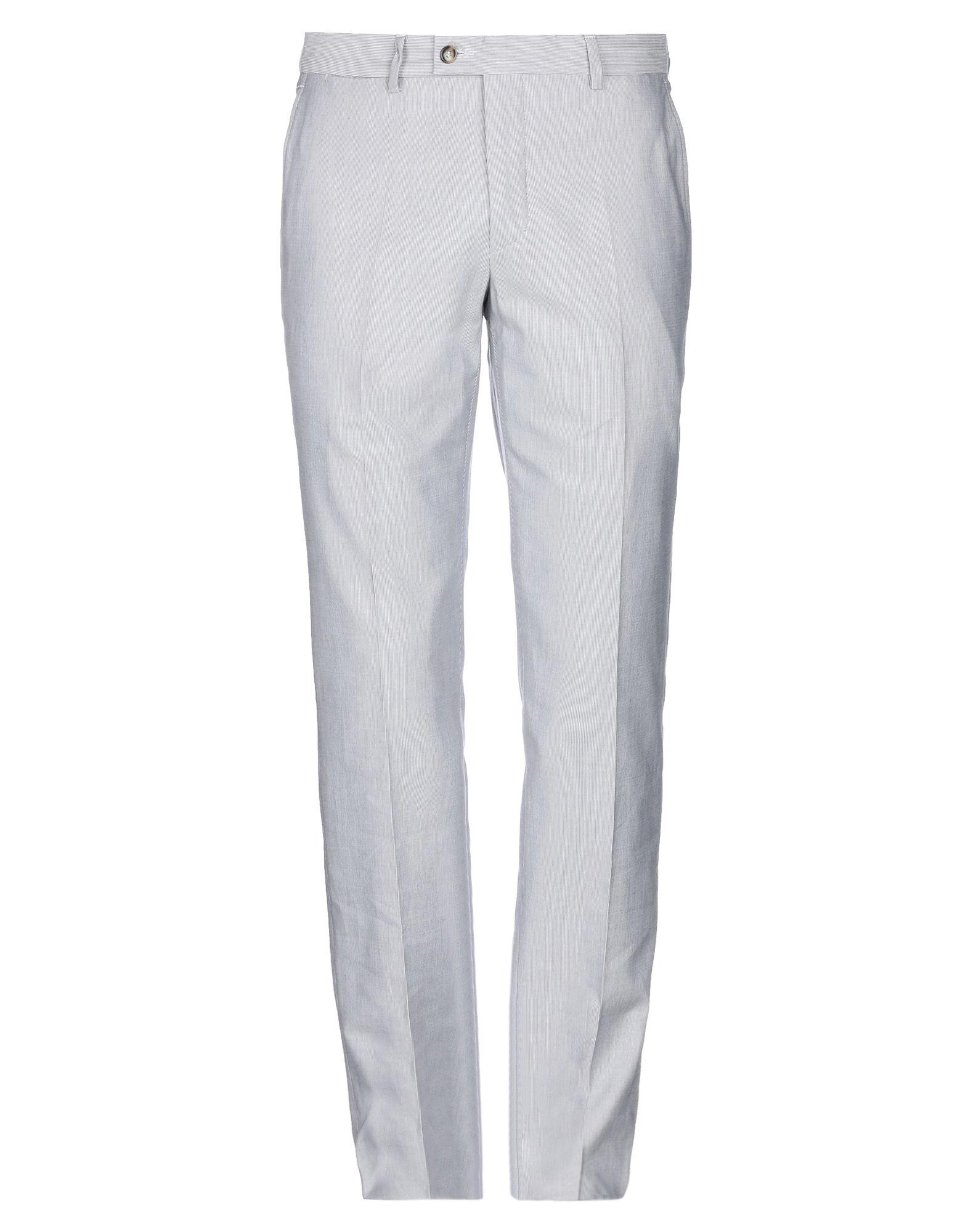 《セール開催中》MANUEL RITZPIPO メンズ パンツ ホワイト 46 コットン 100%