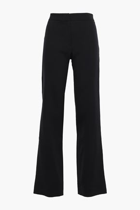 CAROLINA HERRERA Wool straight-leg pants