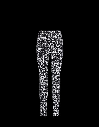 LEGGINGS Black Grenoble Skirts and Trousers