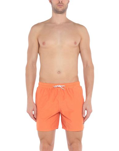 Фото 2 - Шорты для плавания от BROOKSFIELD оранжевого цвета