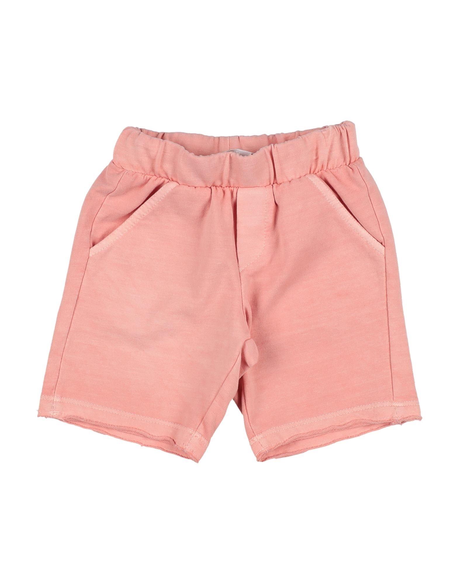 Muffin & Co. Kids' Bermudas In Pink