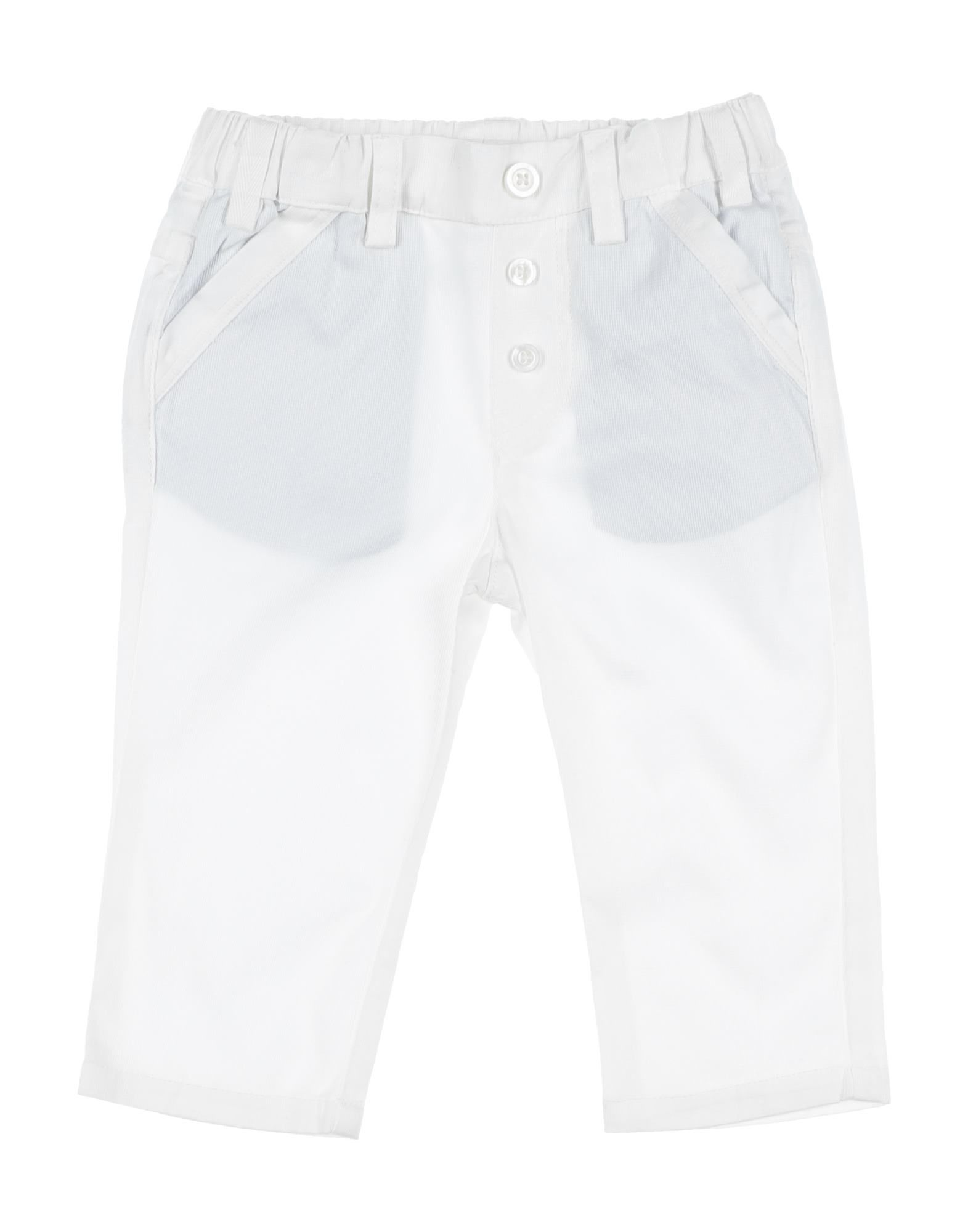 Kid Space Kids' Casual Pants In White
