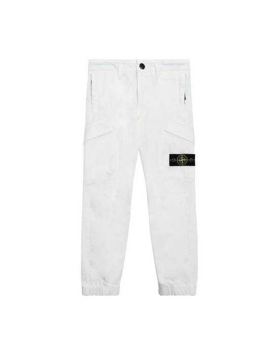 Pants 30213  STONE ISLAND JUNIOR - 0