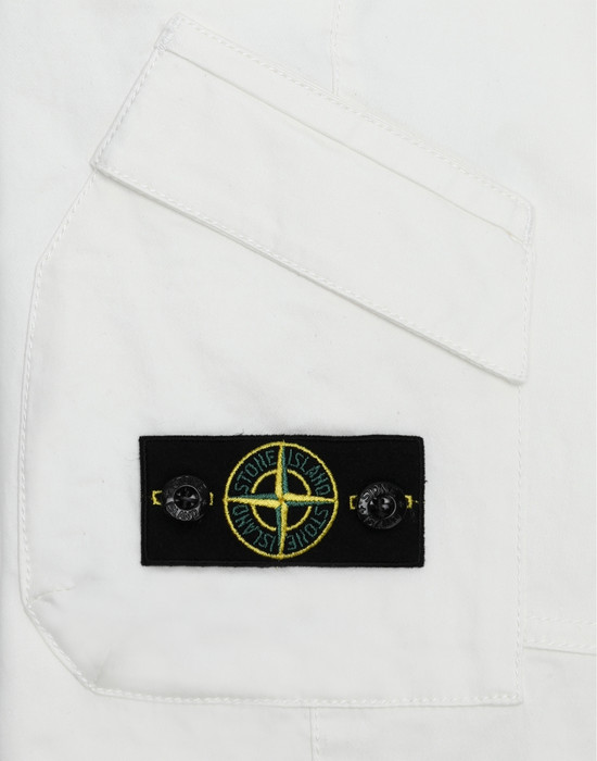 13392670ld - PANTS - 5 POCKETS STONE ISLAND JUNIOR