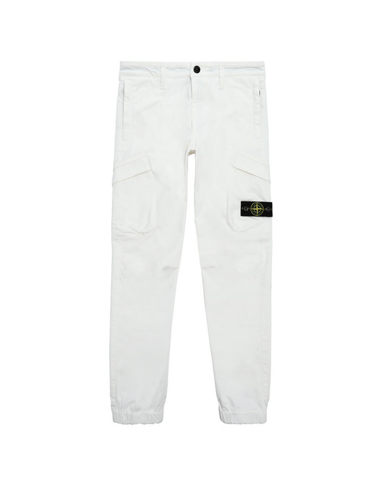 Trousers 30213  STONE ISLAND JUNIOR - 0
