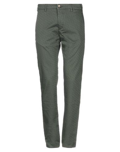 Фото - Повседневные брюки от BROOKSFIELD темно-зеленого цвета