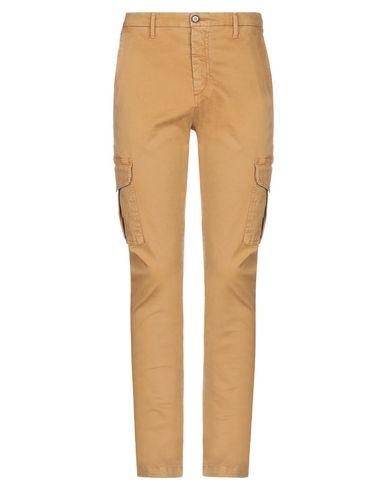 Купить Повседневные брюки от INDIVIDUAL цвет верблюжий