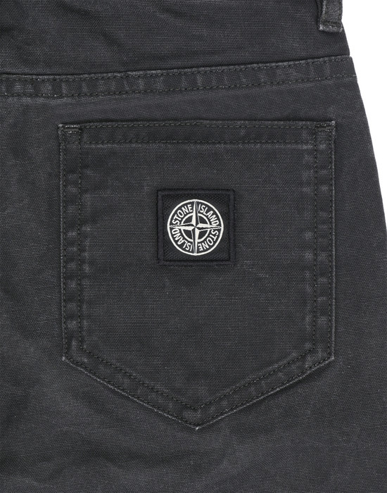 13393741fv - TROUSERS - 5 POCKETS STONE ISLAND JUNIOR