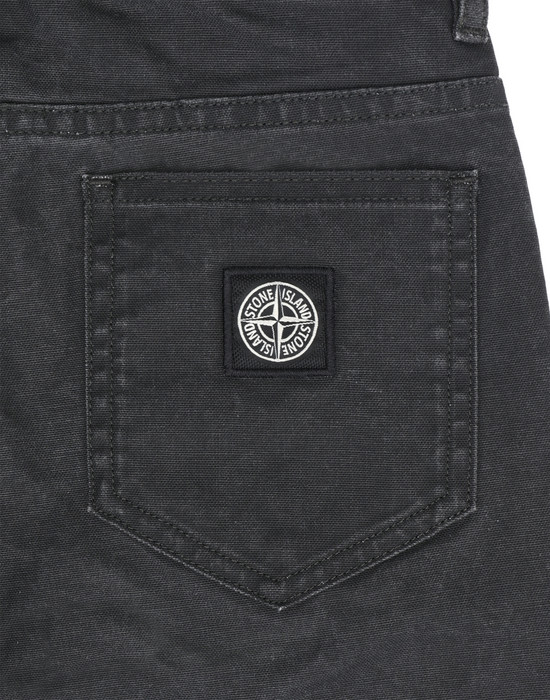 13393759sx - PANTS - 5 POCKETS STONE ISLAND JUNIOR