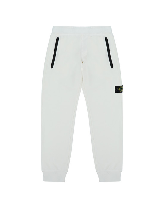 STONE ISLAND JUNIOR Fleece Pants 61642