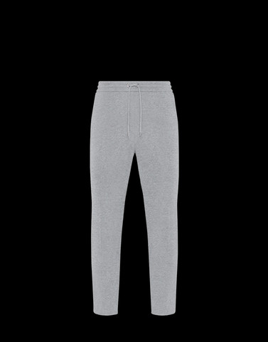 CASUAL TROUSER Grey Category Casual trousers