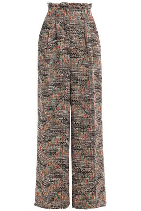 MISSONI Woven wide-leg pants